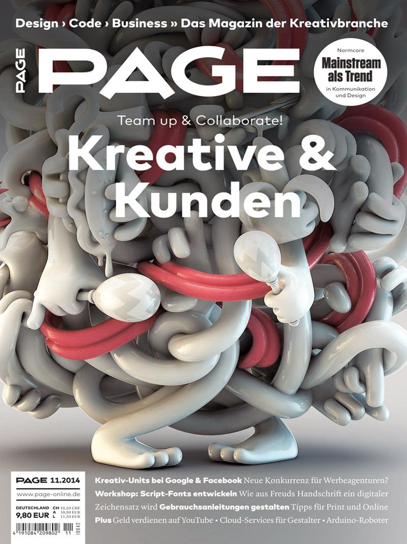 Produkt: PAGE Digital 11.2014