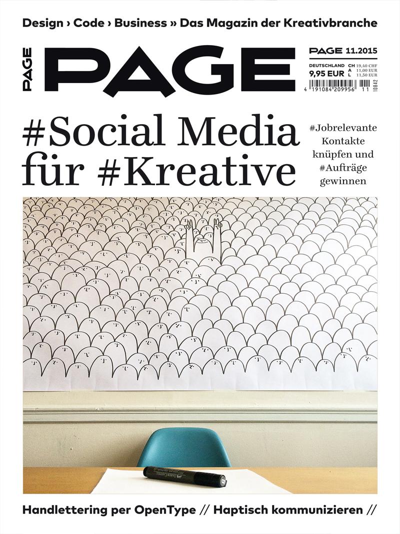 Produkt: PAGE Digital 11.2015