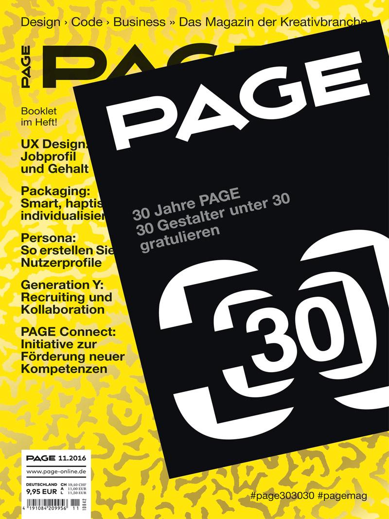 Produkt: PAGE Digital 11.2016