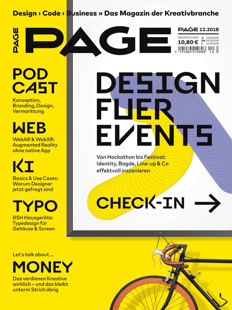 Produkt: PAGE 12.2018 Digital