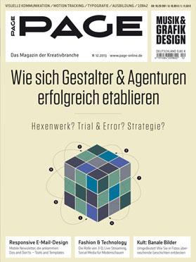Produkt: PAGE 12.2013 Digital