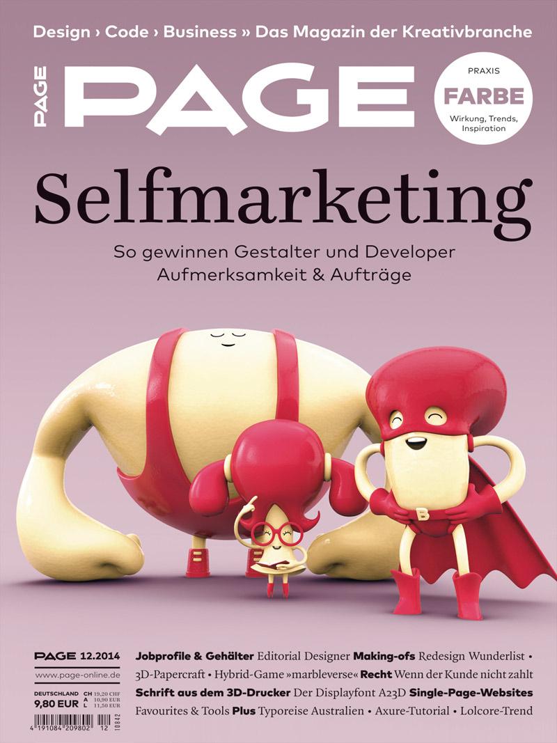 Produkt: PAGE Digital 12.2014
