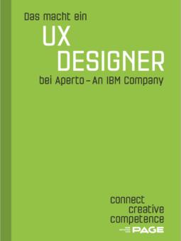 Produkt: Das macht ein UX Designer bei Aperto – An IBM Company