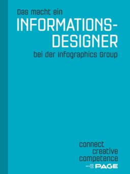 Produkt: Sonderheft Das macht ein Informationsdesigner bei der Infographics Group