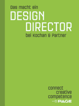 Produkt: Sonderheft Das macht ein Design Director bei Kochan & Partner