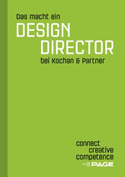 Produkt: eDossier »Das macht ein Design Director bei Kochan & Partner«