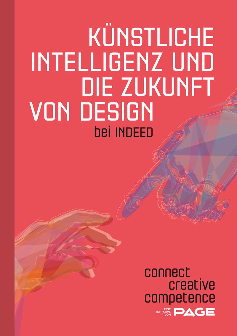 Produkt: Booklet »Künstliche Intelligenz und die Zukunft von Design bei INDEED«