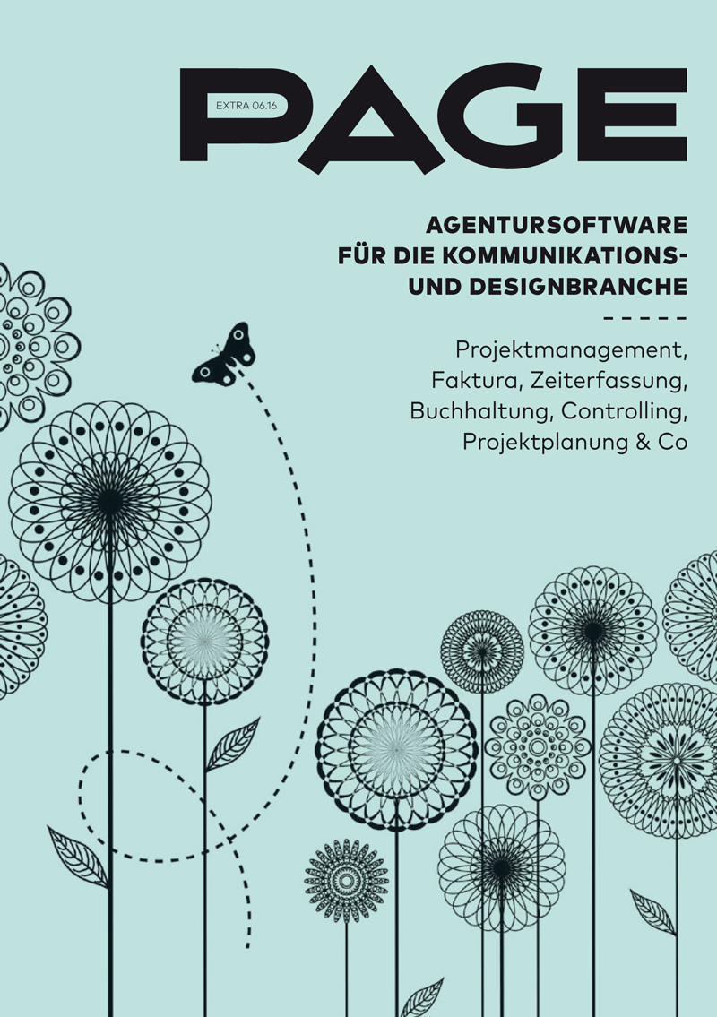 Produkt: eDossier: »PAGE Extra Agentursoftware 2016«