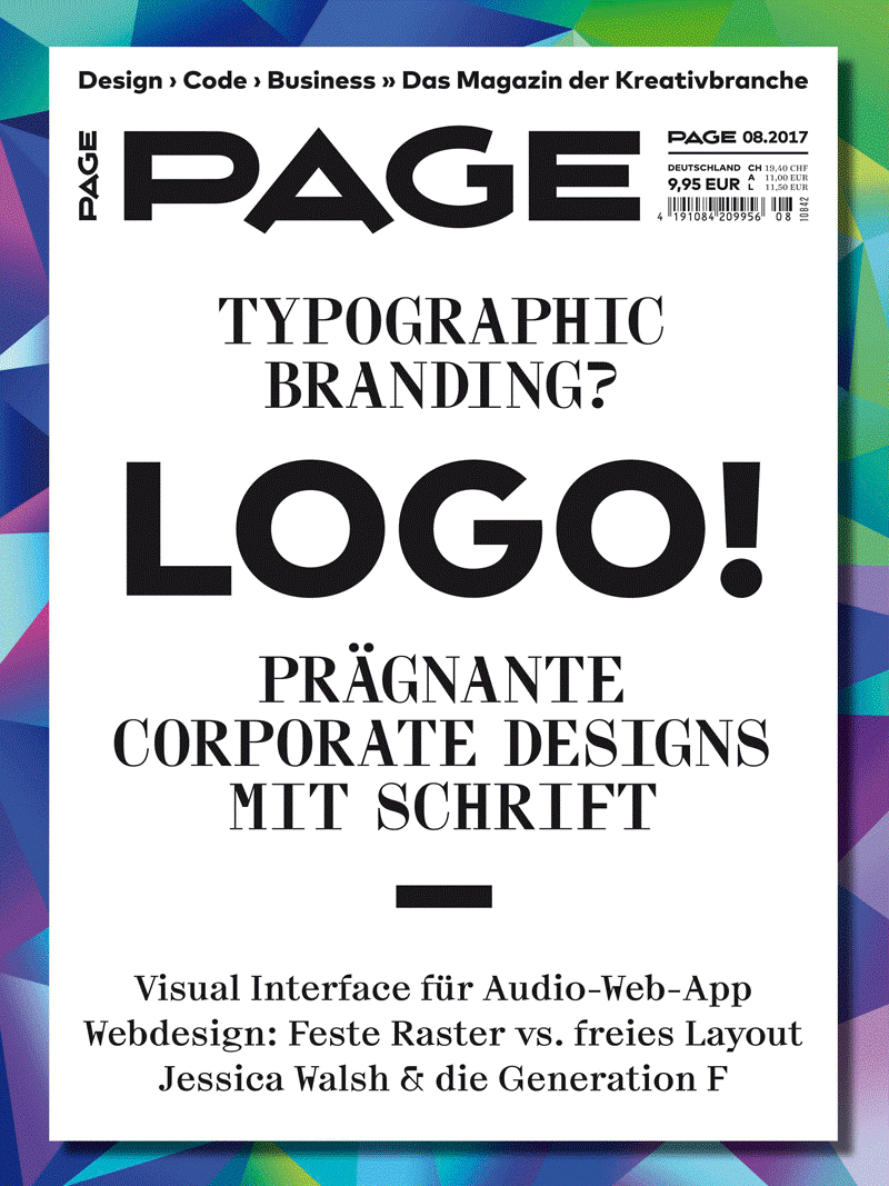 Produkt: PAGE Digital 08.2017