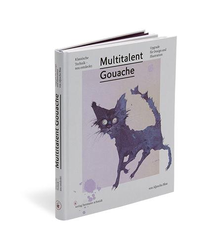 Handbuch Gouache Zeichnen Malen