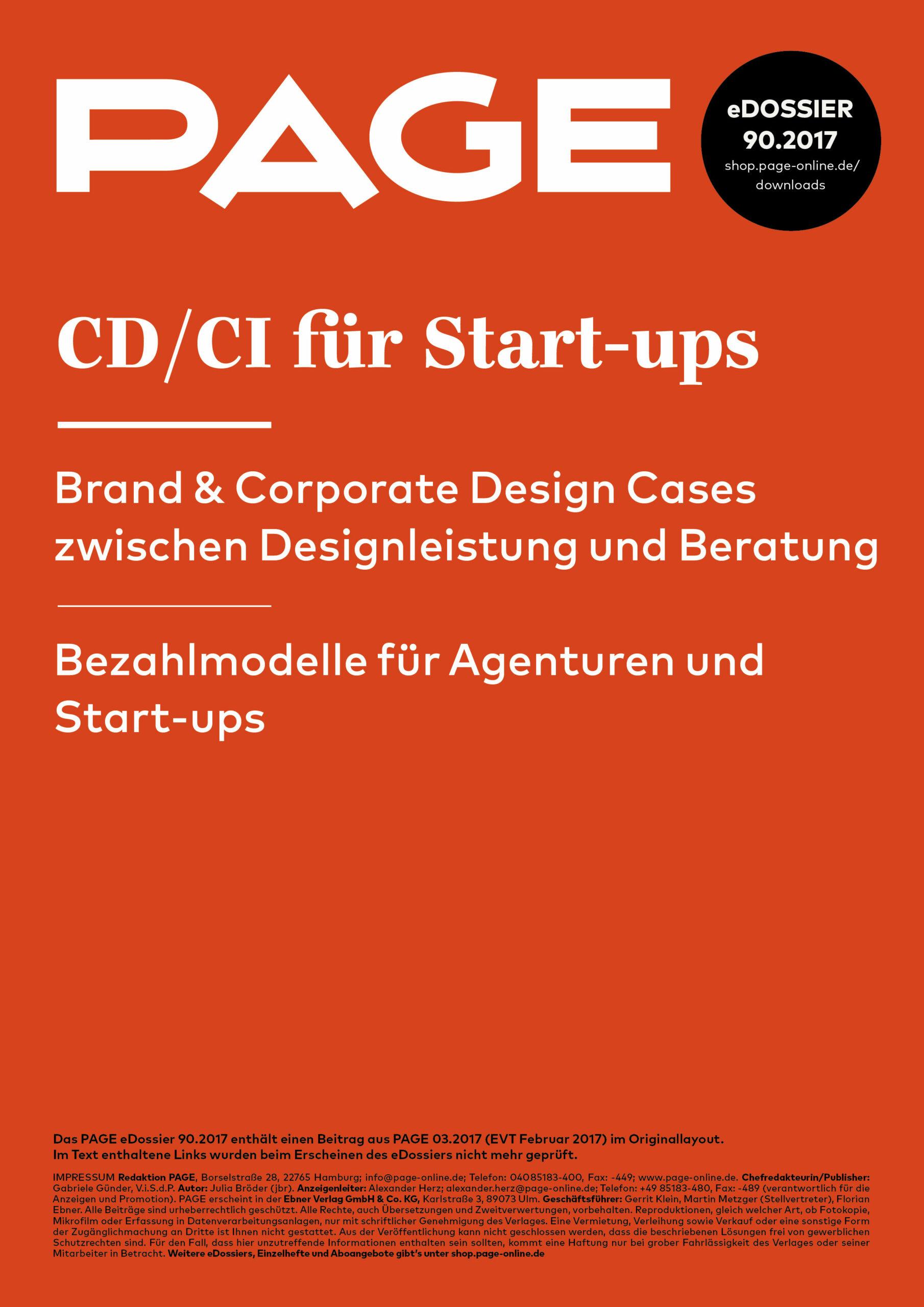 Produkt: eDossier »CD/CI für Start-ups«
