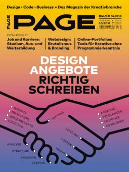 Produkt: PAGE Digital 4.2018