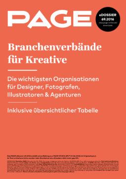 Produkt: eDossier: »Branchenverbände für Kreative«