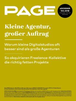 Produkt: eDossier »Kleine Agentur, großer Auftrag«