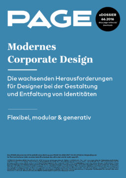 Produkt: eDossier: »Modernes Corporate Design«