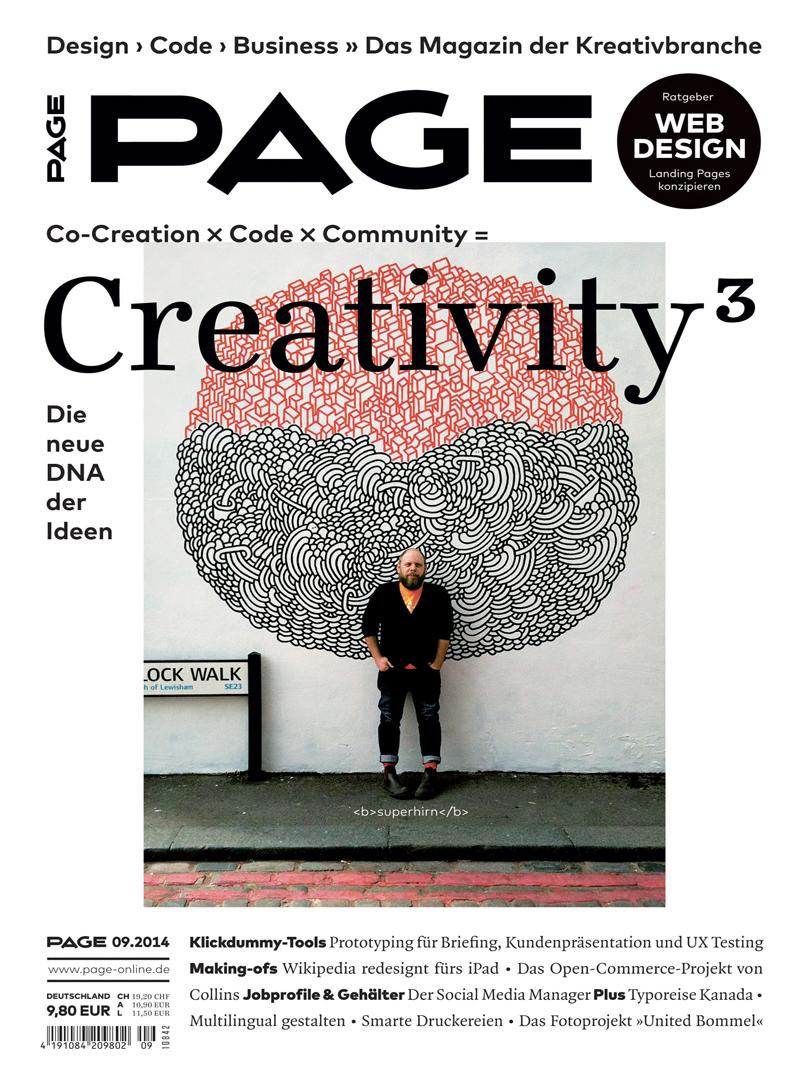 Produkt: PAGE 09.2014 Digital