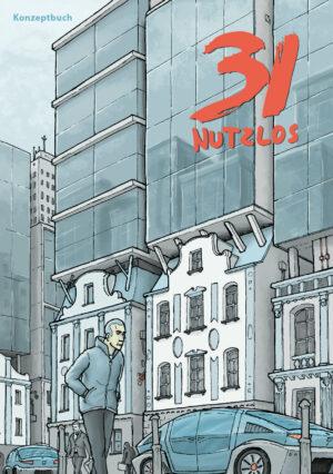 Comic 31 Nutzlos Titelseite Wolfgang Speer