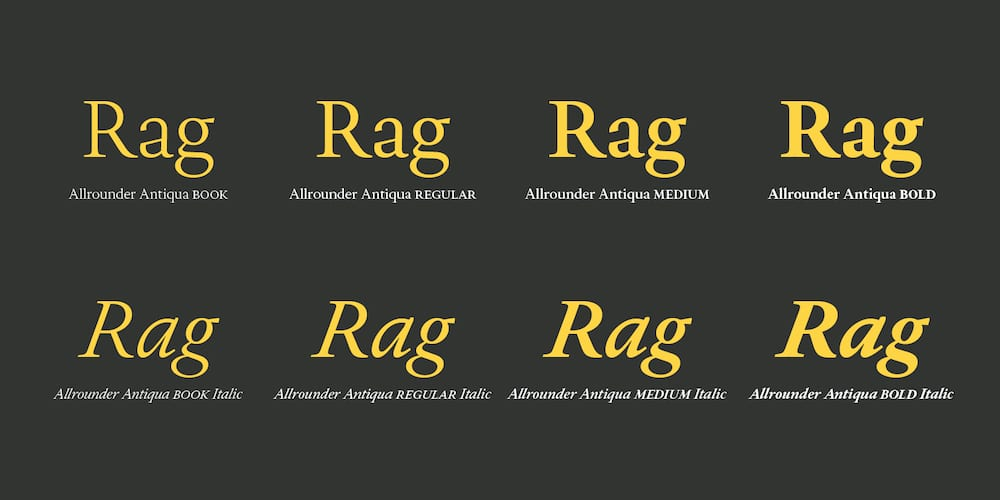 Allrounder-AntiquaMehrSchnitte