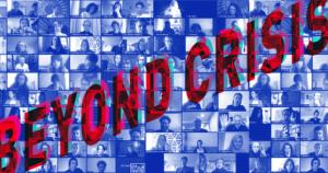 Beyond Crisis Conference Visual