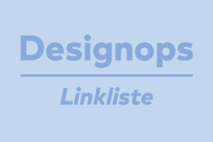 Designops-Linkliste