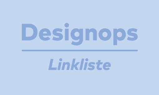 Designops-Linkliste