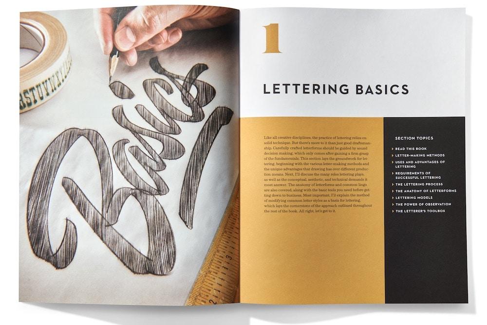 LetteringManualBasics