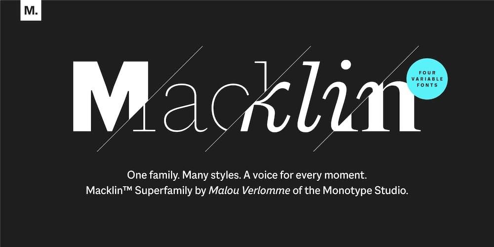 MacklinAnzeige