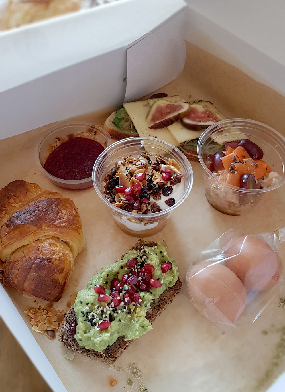 Lisas Frühstück vom MIt Herz und Zucker