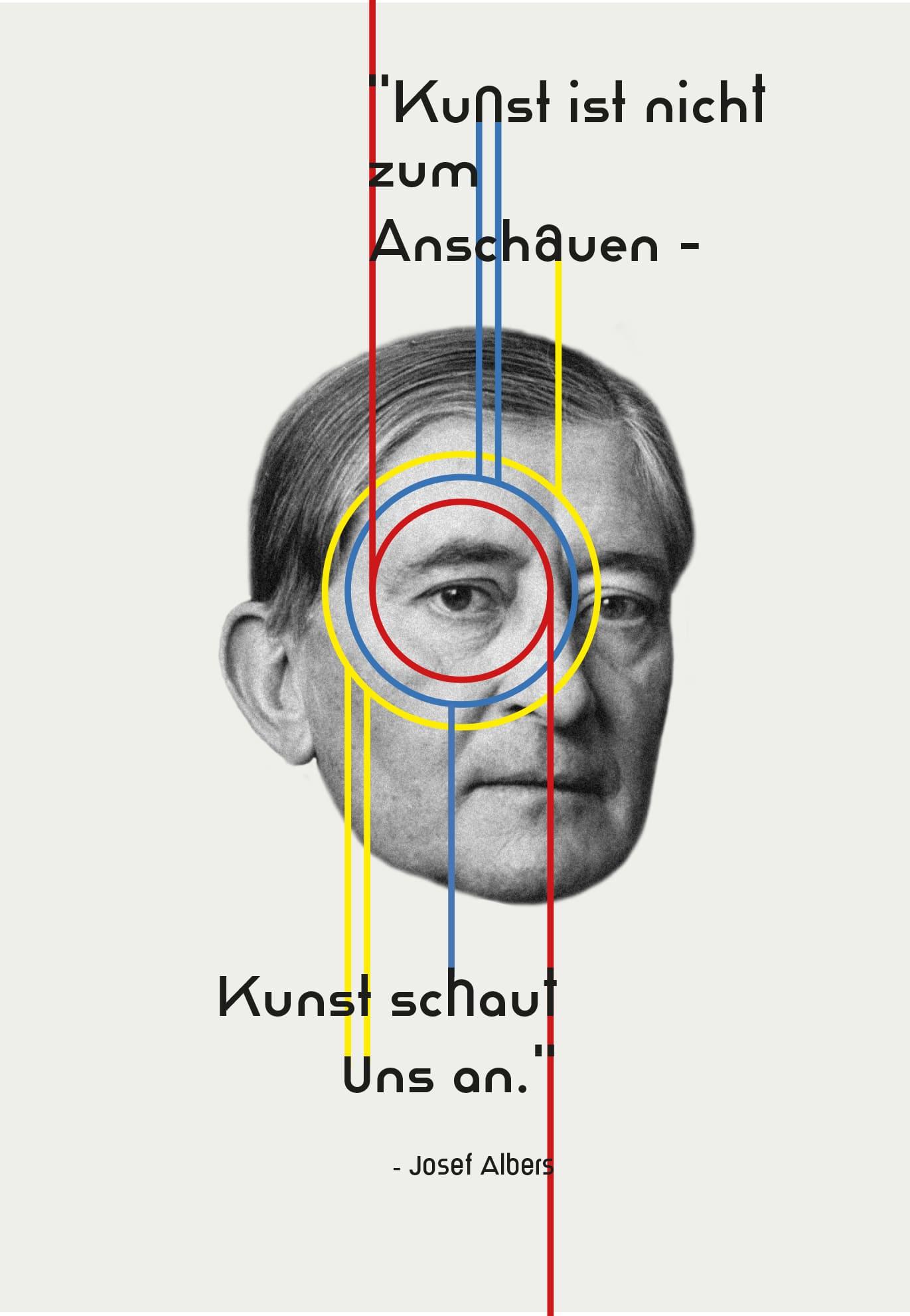ADC Junior Award 2020 Goldgewinner Plakatreihe zu Bauhaus
