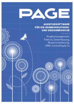 Produkt: Download PAGE EXTRA Agentursoftware 2020