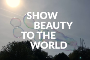 ShowBeautytotheWorld_Aktion