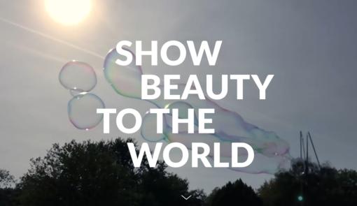 ShowBeautytotheWorld_Aktion