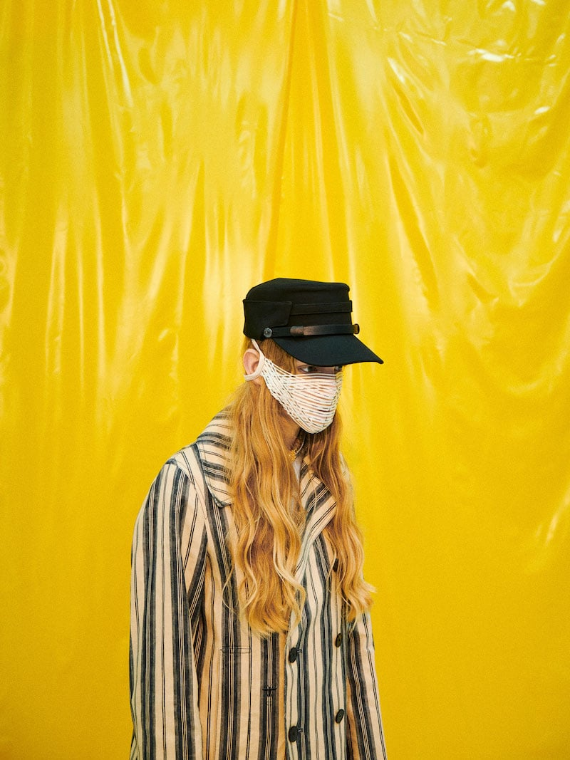 Fashion-Fotografie Corona Covid Jana Kapounova