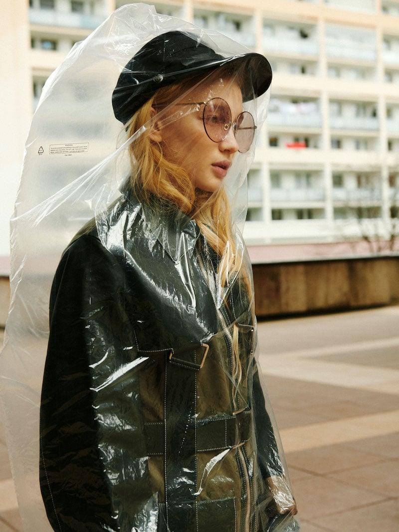 Fashion-Shooting Covid19 Jana Kapounova