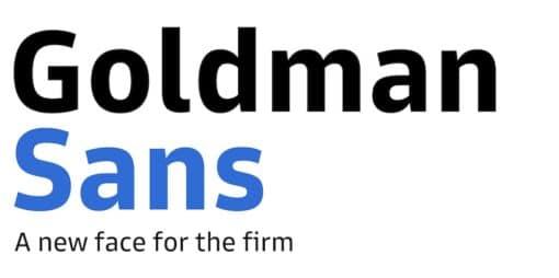 GoldmanSansÜbersicht