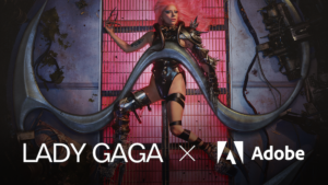 Lady Gaga x Adobe