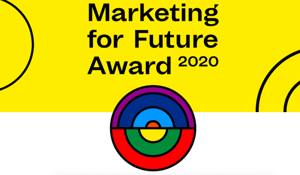 Marketing for Future Award 2020