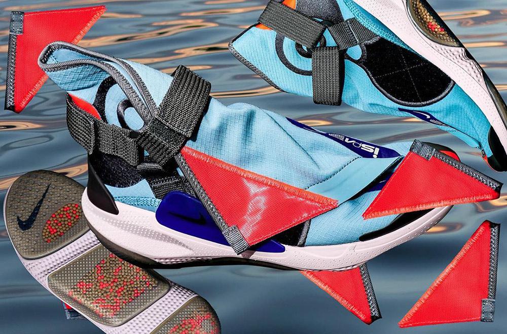 Collagen Nike ISPA, Studio Laurens Bauer & David Benski