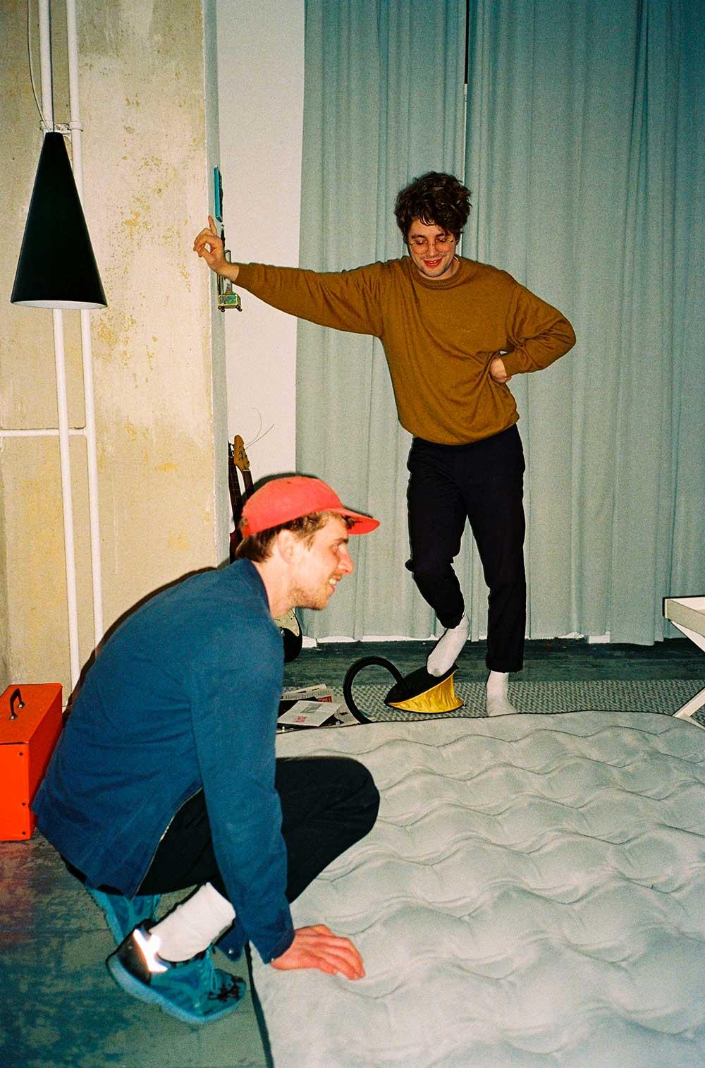 Studio Laurens Bauer & David Benski