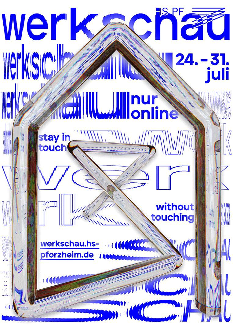Werkschau Hochschule Pforzheim
