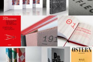Buch über Buchdesign