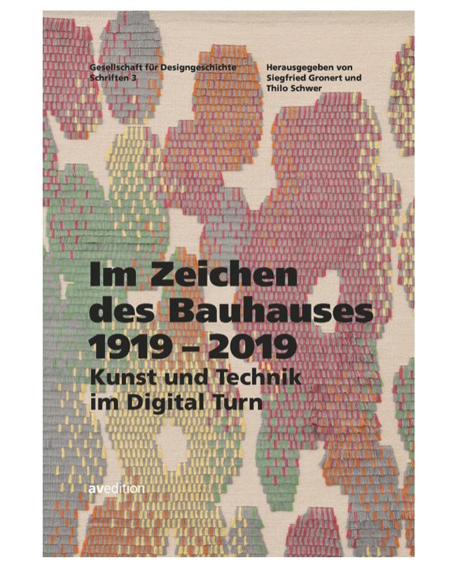 Gesellschaft für Designgeschichte Bauhaus-Buch