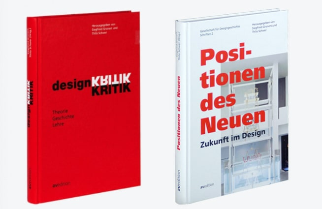 Gesellschaft für Designgeschichte Publikationen