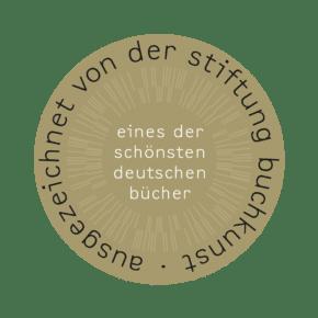 Plakette schoenste deutsche Buecher