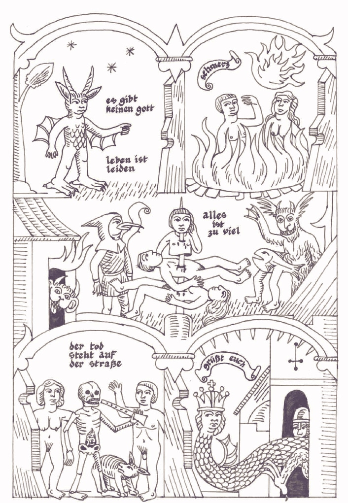 Nachwuchs- Illustrator Jonas Töpfer