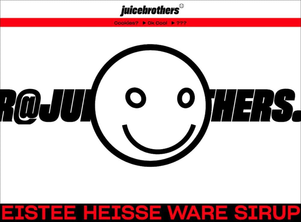 Webshop Getraenkelieferant Juicebrothers