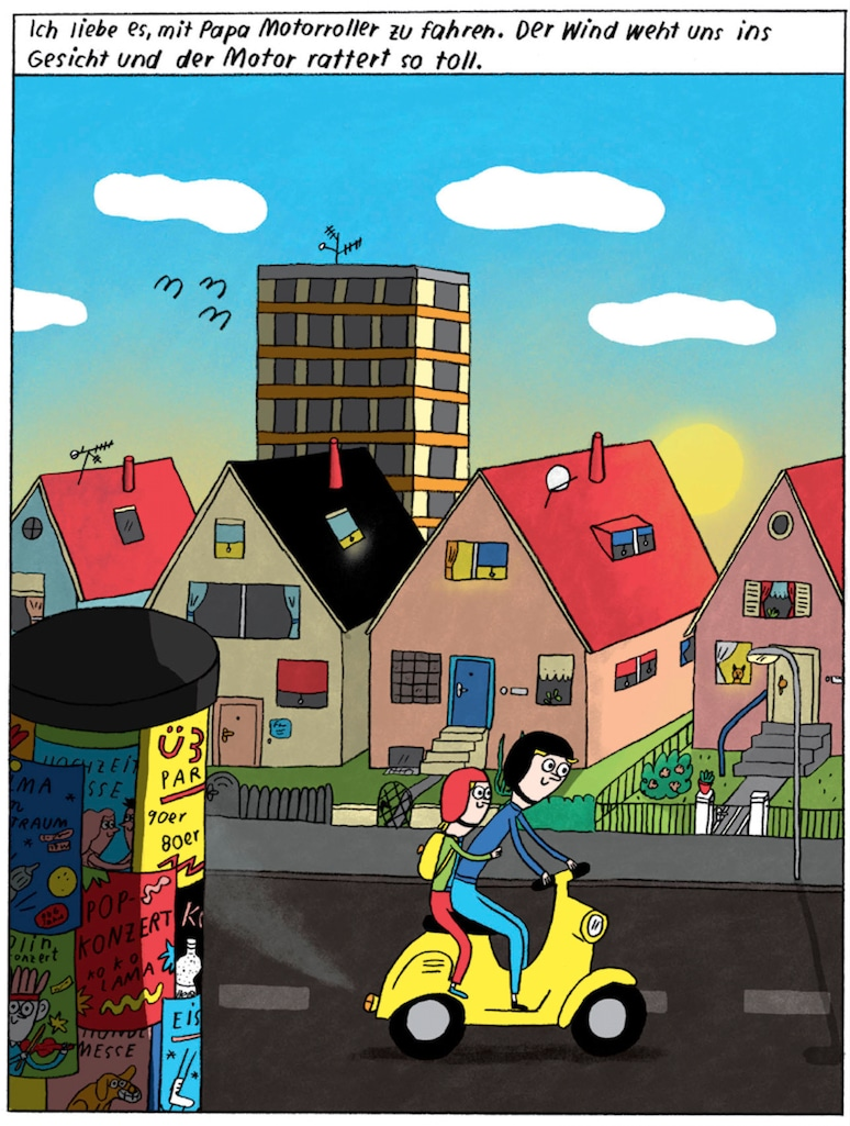 Comics für Kinder Kibitz Verlag