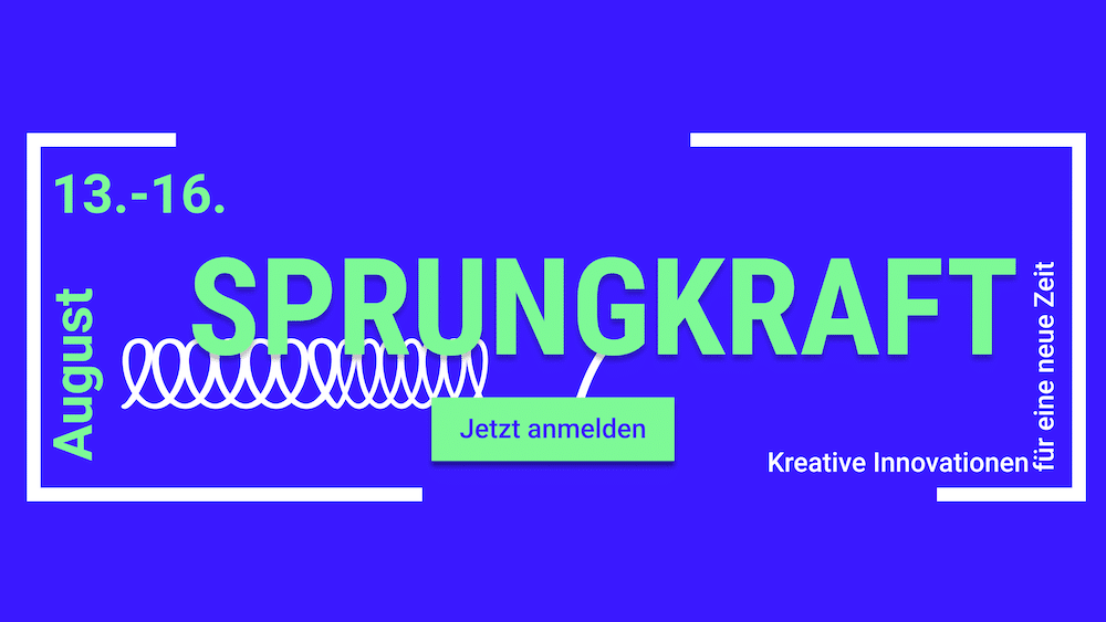 Key Visual Creative Lab Sprungkraft