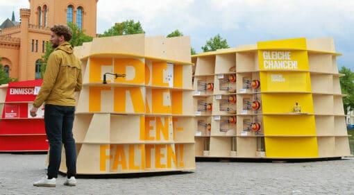Kreativ in der Krise: Offene Gesellschaft mit Modulen von facts and fiction