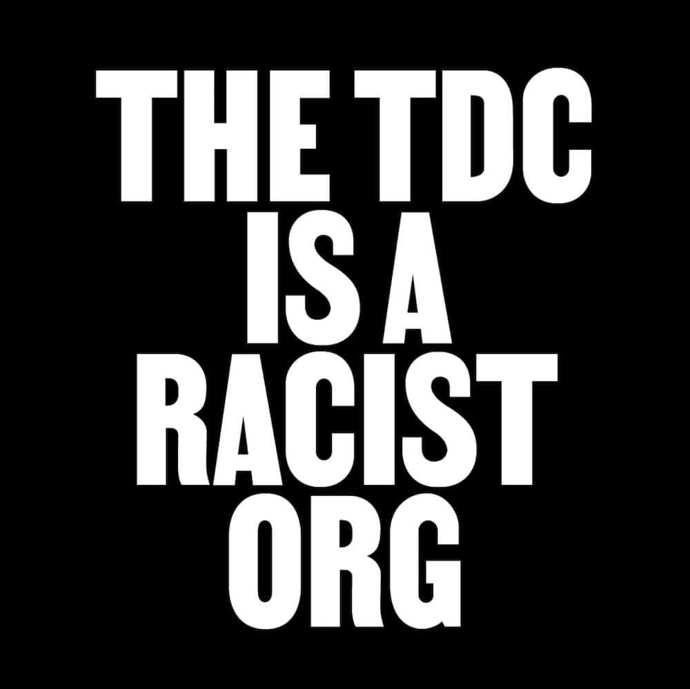 TDCRassismus